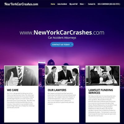 NY Car Crash Attorneys