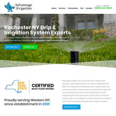 Advantage Irrigation