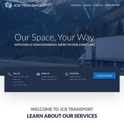 JCR Transport